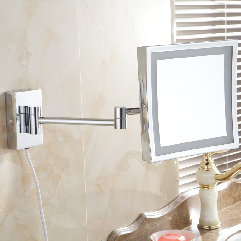 5018 led cosmetic mirror