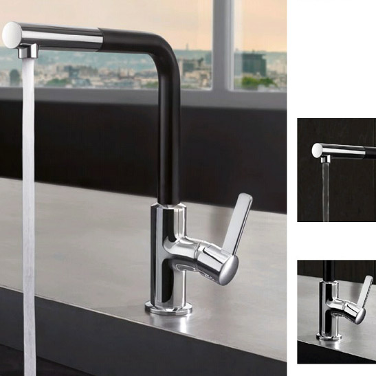 K03 pull out kitchenfaucet